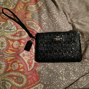 Coach Wristlet New without tags